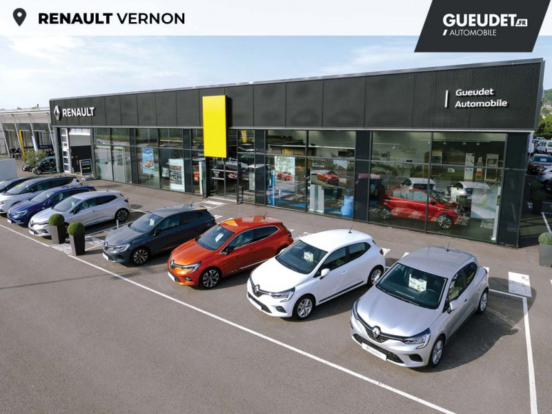 Renault Talisman 1.6 dCi 160ch energy Initiale Paris EDC Gris occasion à Saint-Just - photo n°16