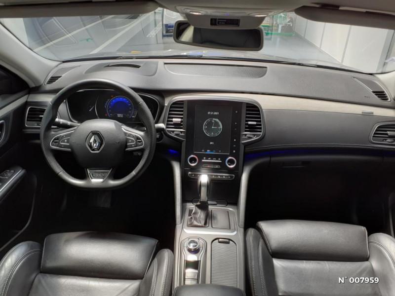 Renault Talisman 1.6 dCi 160ch energy Initiale Paris EDC Gris occasion à Saint-Just - photo n°10