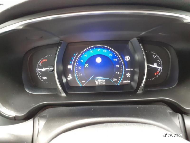 Renault Talisman 1.6 dCi 160ch energy Initiale Paris EDC Gris occasion à Saint-Just - photo n°12