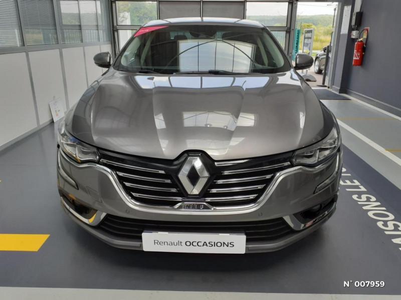 Renault Talisman 1.6 dCi 160ch energy Initiale Paris EDC Gris occasion à Saint-Just - photo n°2