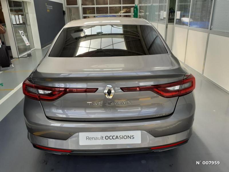 Renault Talisman 1.6 dCi 160ch energy Initiale Paris EDC Gris occasion à Saint-Just - photo n°3