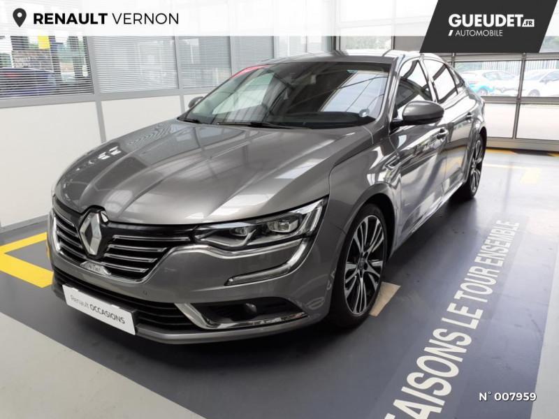Renault Talisman 1.6 dCi 160ch energy Initiale Paris EDC Gris occasion à Saint-Just
