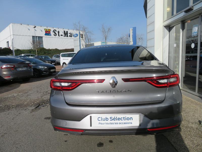 Renault Talisman 1.6 dCi 160ch energy Intens EDC Gris occasion à Auxerre - photo n°6