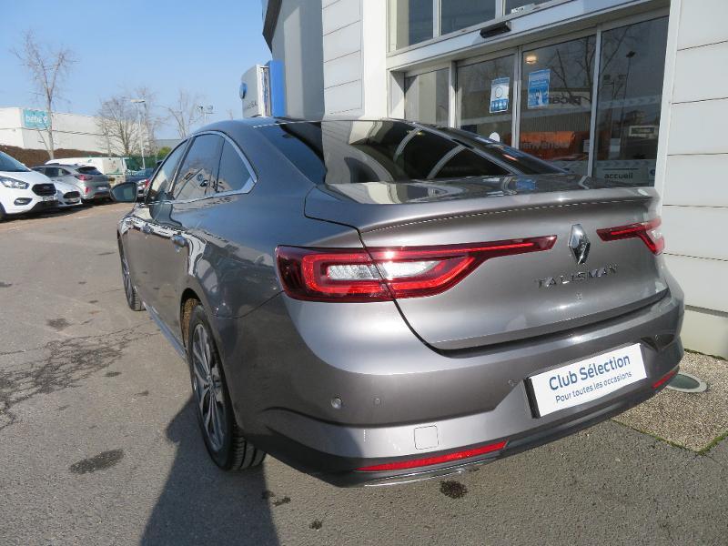 Renault Talisman 1.6 dCi 160ch energy Intens EDC Gris occasion à Auxerre - photo n°5
