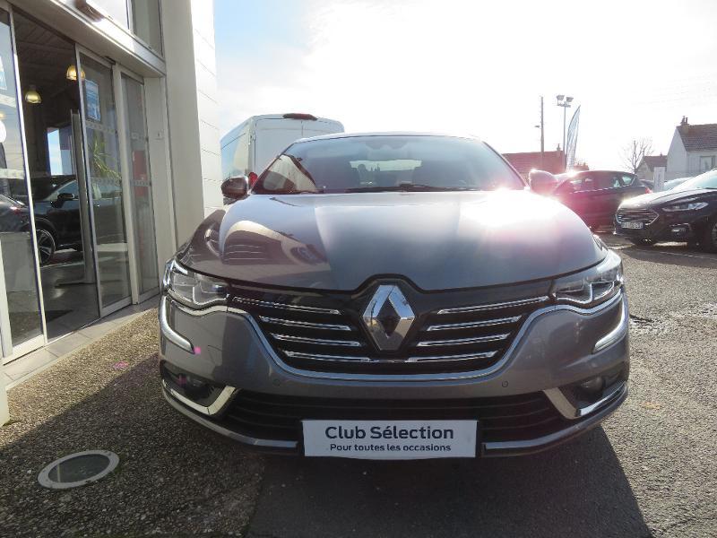 Renault Talisman 1.6 dCi 160ch energy Intens EDC Gris occasion à Auxerre - photo n°2