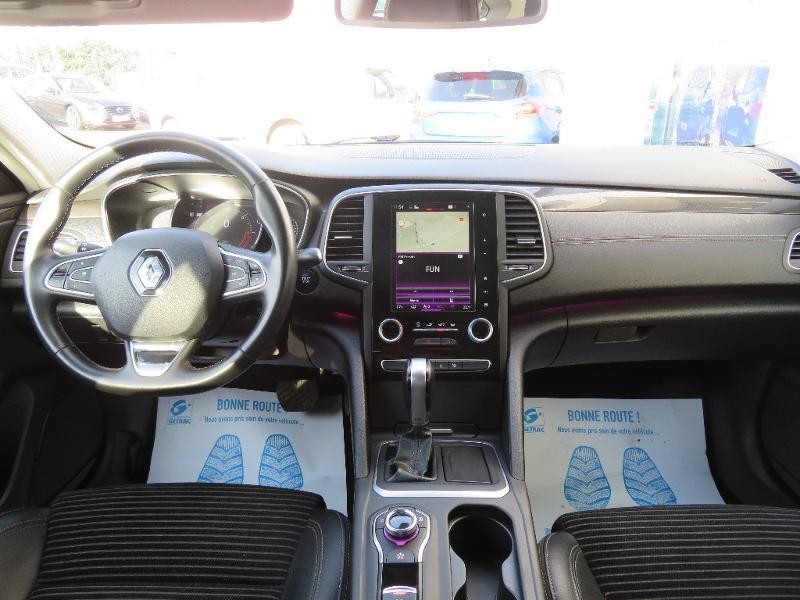 Renault Talisman 1.6 dCi 160ch energy Intens EDC Gris occasion à Auxerre - photo n°9