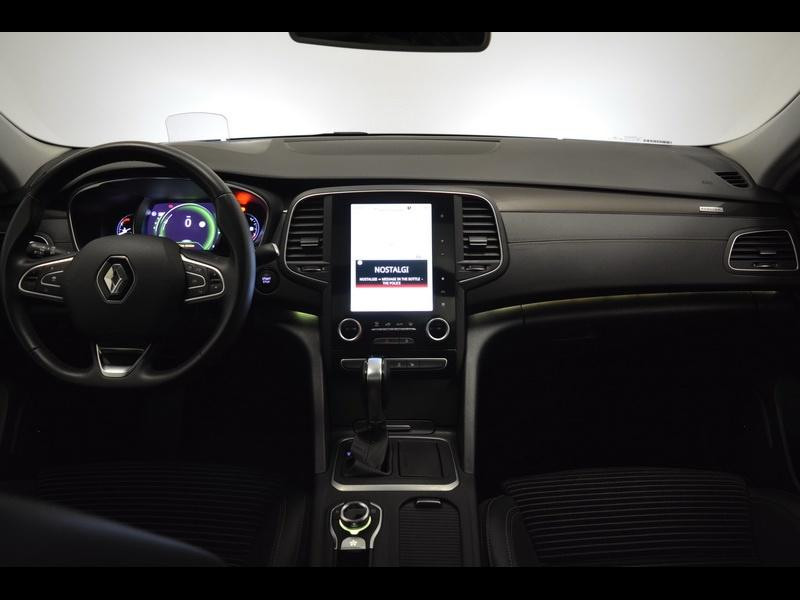 Renault Talisman 2.0 Blue dCi 160ch Intens EDC Noir occasion à Mérignac - photo n°3