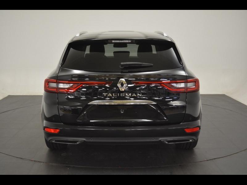 Renault Talisman 2.0 Blue dCi 160ch Intens EDC Noir occasion à Mérignac - photo n°7