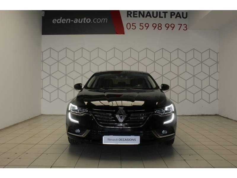Renault Talisman Blue dCi 200 EDC Initiale Paris Noir occasion à LESCAR - photo n°8