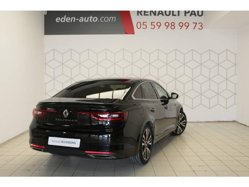 Renault Talisman Blue dCi 200 EDC Initiale Paris Noir occasion à LESCAR - photo n°3