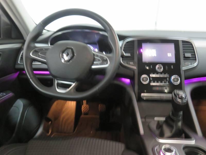 Renault Talisman BUSINESS Blue dCi 150 Gris occasion à BAYONNE - photo n°9