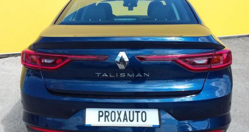Renault Talisman BUSINESS dCi 130 Energy Bleu occasion à Fontenay-le-vicomte - photo n°5