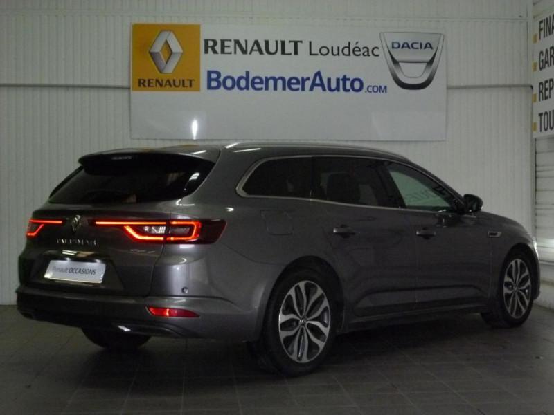 Renault Talisman Estate Blue dCi 150 Intens Gris occasion à LOUDEAC - photo n°3