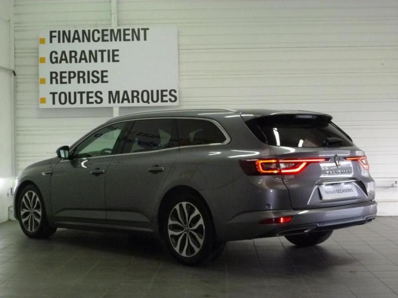 Renault Talisman Estate Blue dCi 150 Intens Gris occasion à LOUDEAC - photo n°4