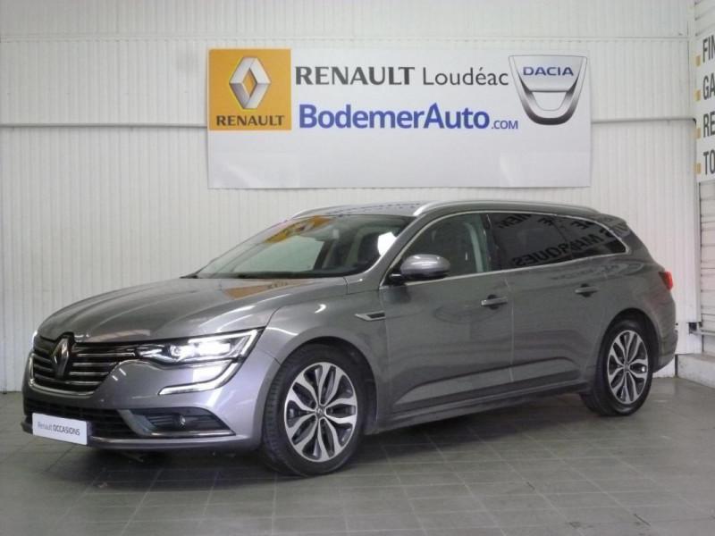 Renault Talisman Estate Blue dCi 150 Intens Gris occasion à LOUDEAC