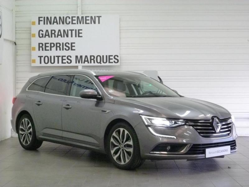Renault Talisman Estate Blue dCi 150 Intens Gris occasion à LOUDEAC - photo n°2