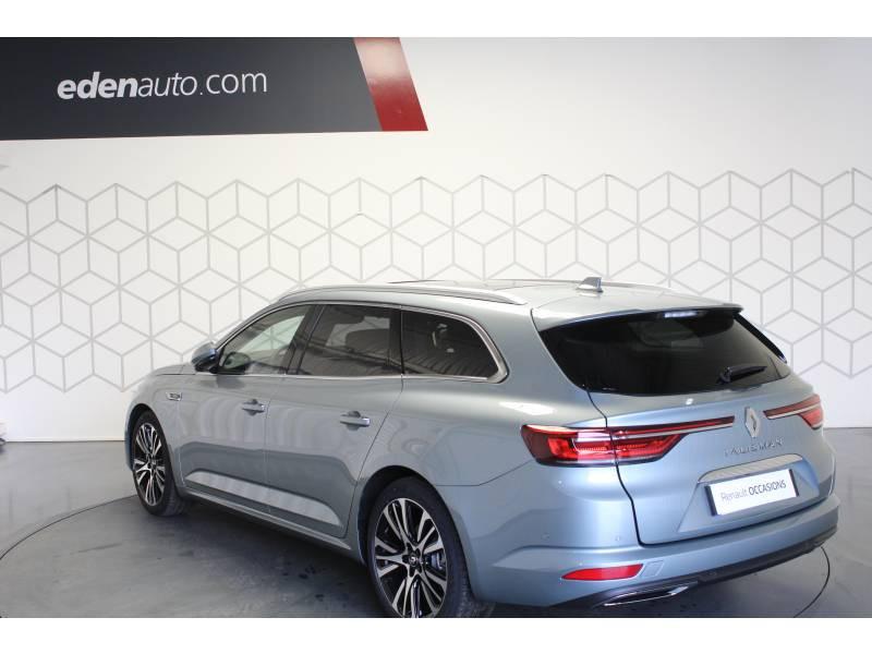 Renault Talisman Estate Blue dCi 200 EDC Initiale Paris Gris occasion à TARBES - photo n°10