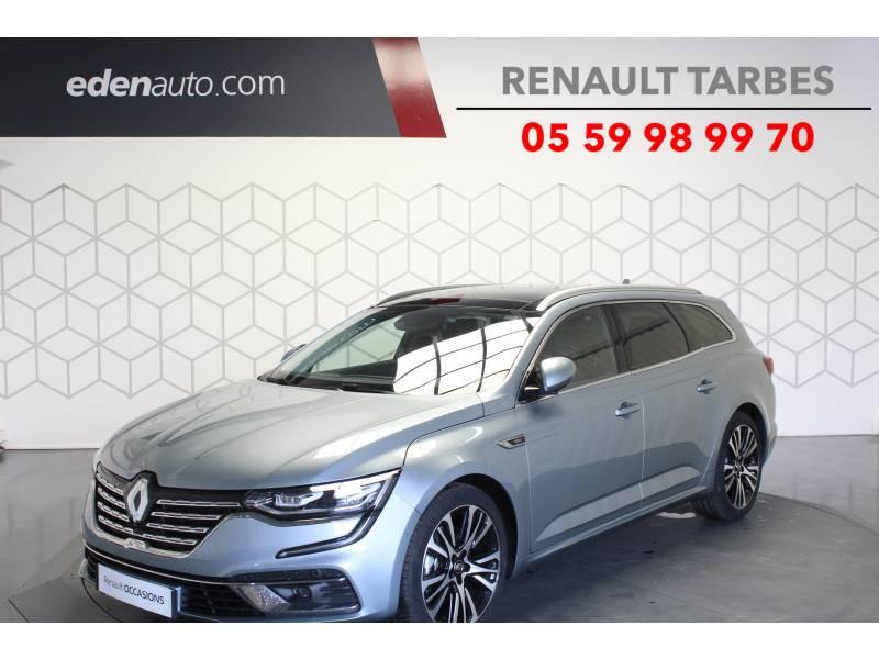 Renault Talisman Estate Blue dCi 200 EDC Initiale Paris Gris occasion à TARBES