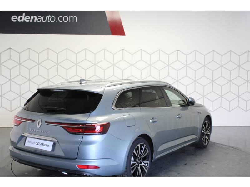 Renault Talisman Estate Blue dCi 200 EDC Initiale Paris Gris occasion à TARBES - photo n°11