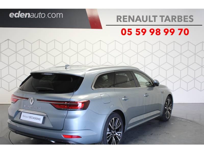 Renault Talisman Estate Blue dCi 200 EDC Initiale Paris Gris occasion à TARBES - photo n°5