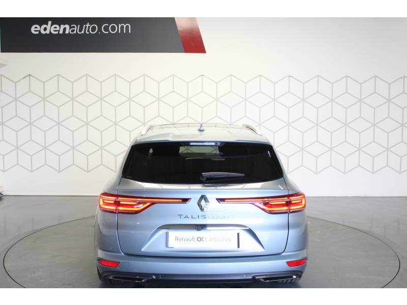 Renault Talisman Estate Blue dCi 200 EDC Initiale Paris Gris occasion à TARBES - photo n°4