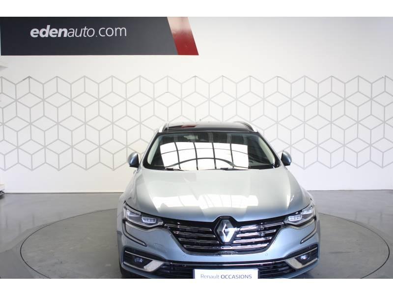 Renault Talisman Estate Blue dCi 200 EDC Initiale Paris Gris occasion à TARBES - photo n°2