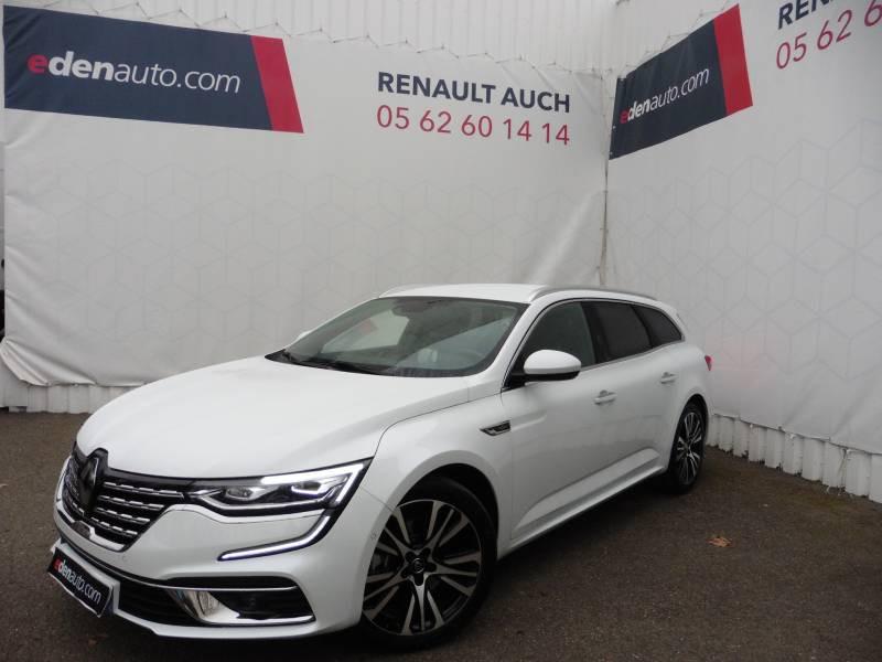 Renault Talisman Estate Blue dCi 200 EDC Initiale Paris Blanc occasion à L'Isle-Jourdain