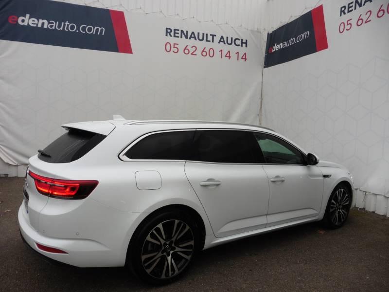 Renault Talisman Estate Blue dCi 200 EDC Initiale Paris Blanc occasion à L'Isle-Jourdain - photo n°3
