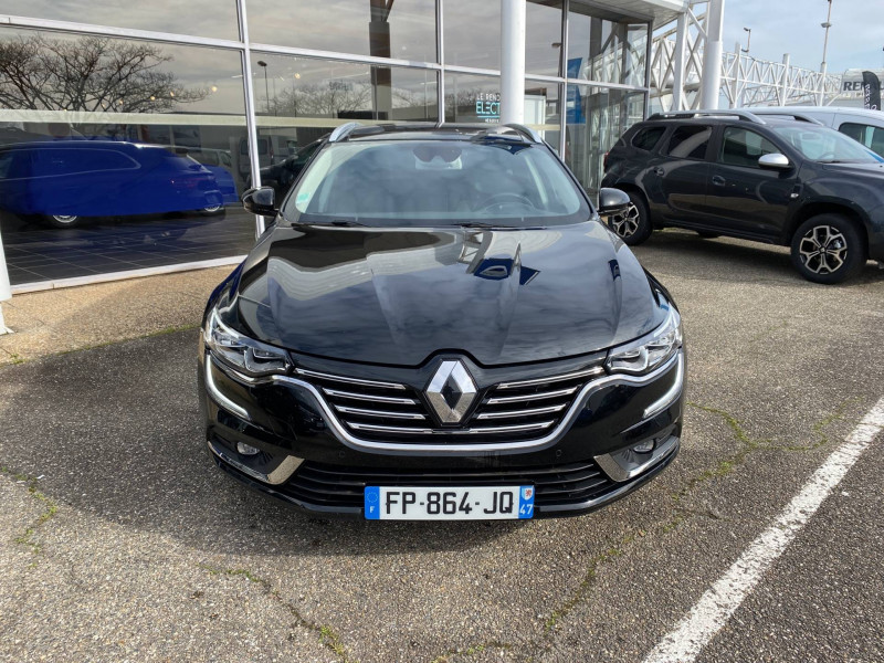 Renault Talisman Talisman Estate Blue dCi 200 EDC S-Edition 5p Noir occasion à Agen - photo n°2
