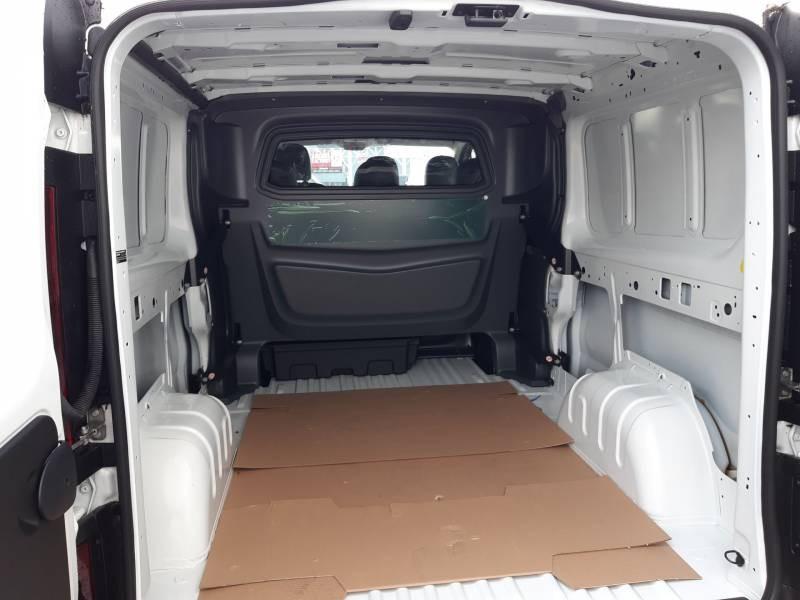 Renault Trafic CABINE APPROFONDIE CA L2H1 1200 KG DCI 120 GRAND CONFORT Blanc occasion à Agen - photo n°7