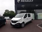 Renault Trafic CABINE APPROFONDIE CA L2H1 1200 KG Blanc à COUTANCES 50