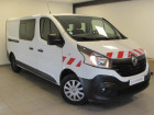 Renault Trafic CABINE APPROFONDIE CA L2H1 1200 KG Blanc à VALFRAMBERT 61