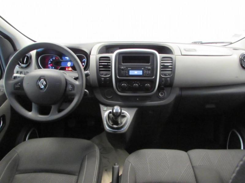 Renault Trafic CABINE APPROFONDIE CA L2H1 1200 KG Blanc occasion à VALFRAMBERT - photo n°6