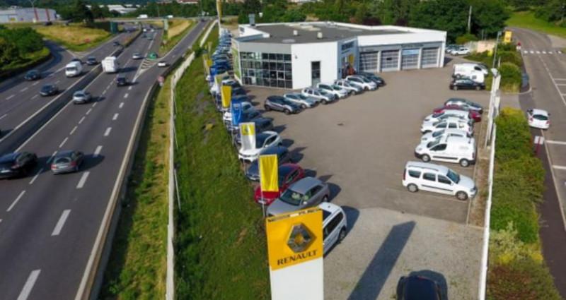 Renault Trafic COMBI Gd Passenger dCi 120 Zen 9 pl Gris occasion à LA GRAND CROIX - photo n°2