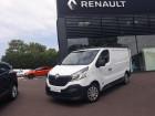 Renault Trafic FOURGON FGN L1H1 1000 KG DCI 115 Blanc à COUTANCES 50