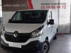 Renault Trafic FOURGON FGN L1H1 1000 KG DCI 120 E6 CONFORT Blanc à Lannemezan 65