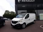 Renault Trafic FOURGON FGN L1H1 1000 KG DCI 120 E6 Blanc à COUTANCES 50