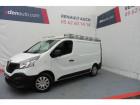 Renault Trafic FOURGON FGN L1H1 1000 KG DCI 90 GRAND CONFORT Blanc à Auch 32