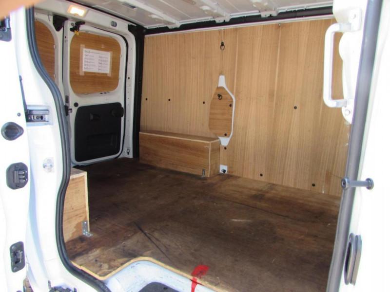 Renault Trafic FOURGON FGN L1H1 1000 KG DCI 95 E6 Blanc occasion à VALFRAMBERT - photo n°8