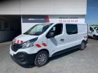 Renault Trafic FOURGON FGN L2H1 1200 KG DCI 125 ENERGY E6 GRAND CONFORT Blanc à Langon 33