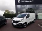 Renault Trafic FOURGON FGN L2H1 1200 KG DCI 125 Blanc à COUTANCES 50