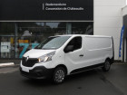 Renault Trafic FOURGON FGN L2H1 1300 KG DCI 125 Blanc à CHATEAULIN 29