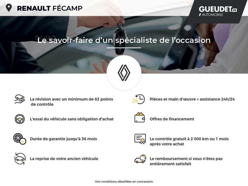 Renault Trafic L1 1.6 dCi 95ch Stop&Start Zen 8 places Gris occasion à Fécamp - photo n°20