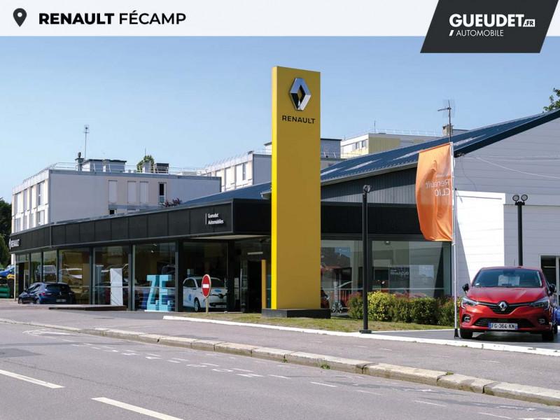 Renault Trafic L1 1.6 dCi 95ch Stop&Start Zen 8 places Gris occasion à Fécamp - photo n°19