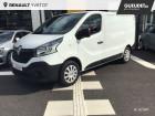 Renault Trafic L1H1 1000 1.6 dCi 95ch Stop&Start Grand Confort Euro6 Blanc à Yvetot 76