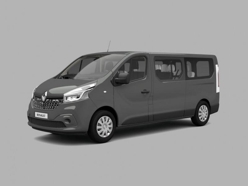 Renault Trafic L2 2.0 dCi 145ch Energy S&S Zen 8 places Gris occasion à DAX CEDEX