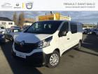 Renault Trafic trafic ca l2h1 1200 kg dci 145 energy e6 grand confort Blanc à Saint-Malo 35
