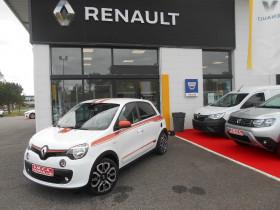 Renault Twingo 3 occasion 2018 mise en vente à Bessières par le garage AUTO SMCA VERFAILLIE - photo n°1