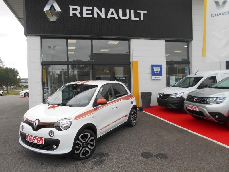 Renault Twingo 3 0.9 TCe 110 E6C GT EDC  occasion à Bessières - photo n°1