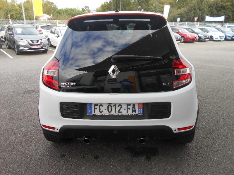 Renault Twingo 3 0.9 TCe 110 E6C GT EDC  occasion à Bessières - photo n°6